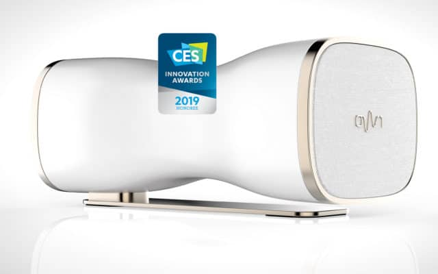 0W1 audio D5 CES 2019 Award