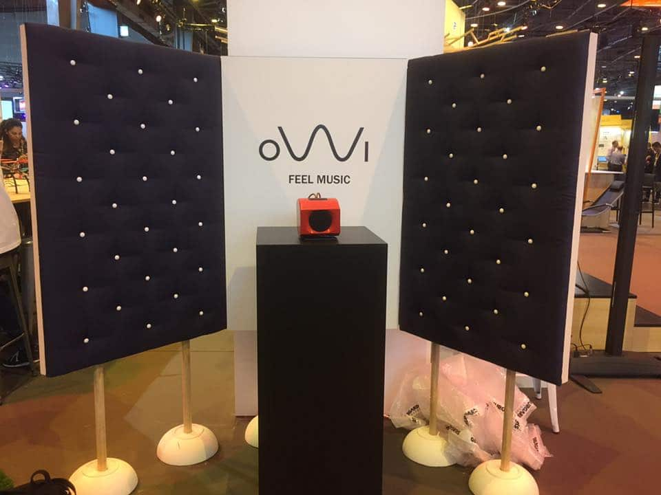 0WI audio at Vivatech
