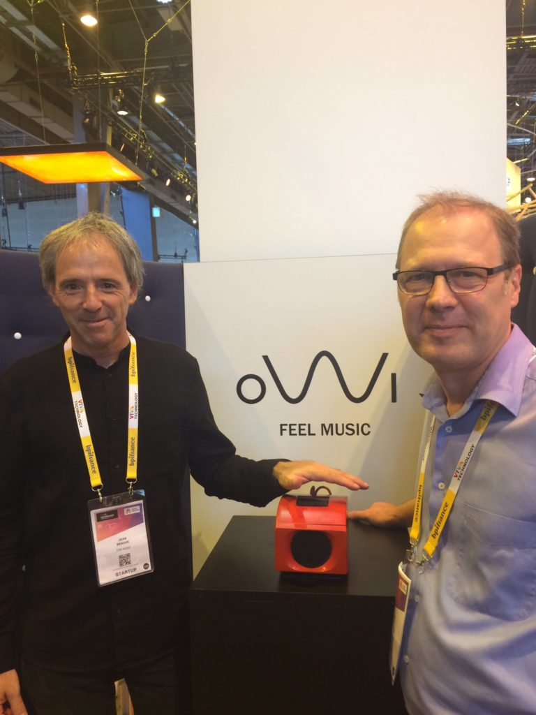 Vivatchnology with 0W1audio the first eco-friendly Music system